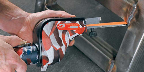 Choose Dynabrade for American-Made Tools and Reduced Process Time