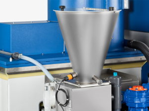 Walther Trowal process water technology